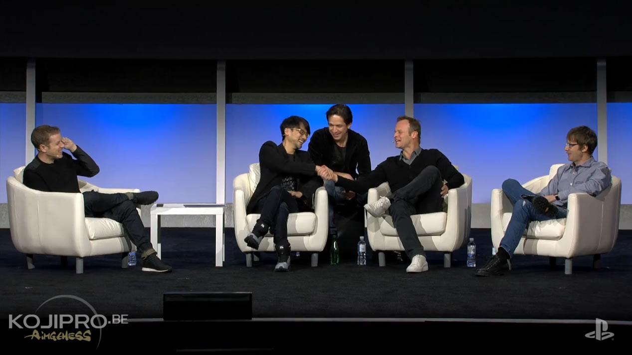 Hideo Kojima dévoile Decima, la collaboration entre Kojima Productions et Guerrilla Games