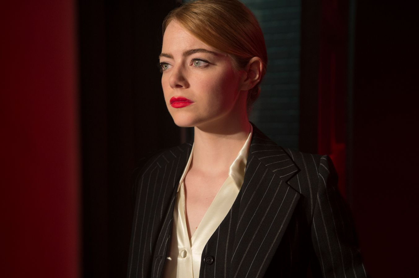 Emma Stone dans La La Land