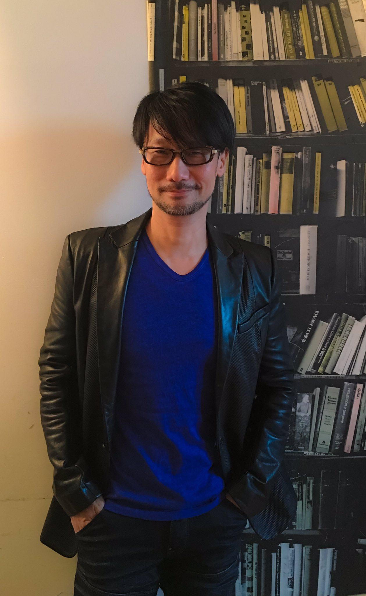Hideo Kojima, le 18 novembre 2016