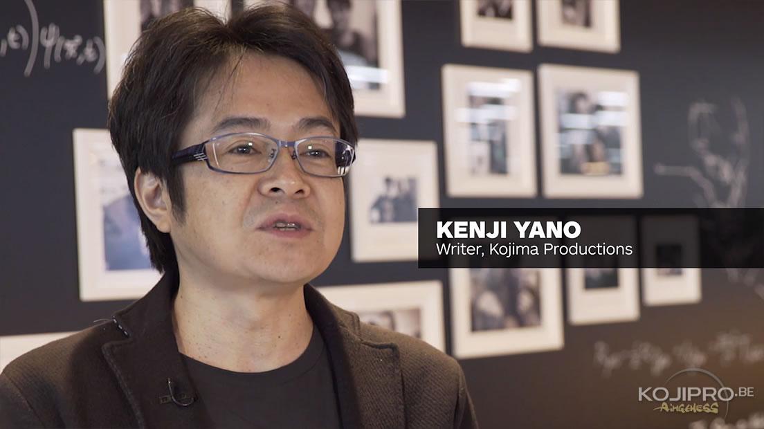 Kenji Yano – Les bureaux de Kojima Productions dévoilés en vidéo