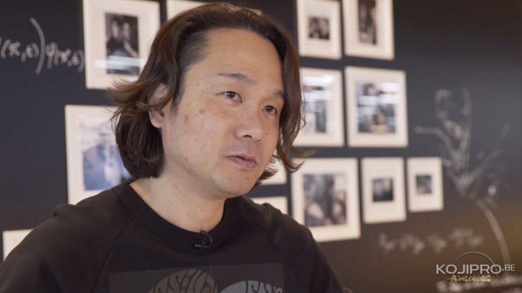 Yoji Shinkawa - Les bureaux de Kojima Productions dévoilés en vidéo