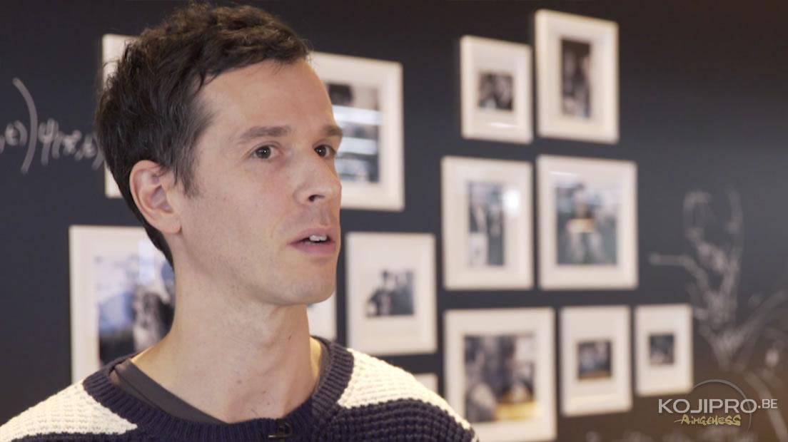 James Vance – Les bureaux de Kojima Productions dévoilés en vidéo