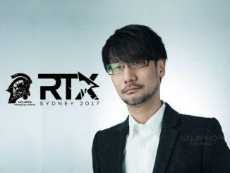 Hideo Kojima - RTX Sydney 2017