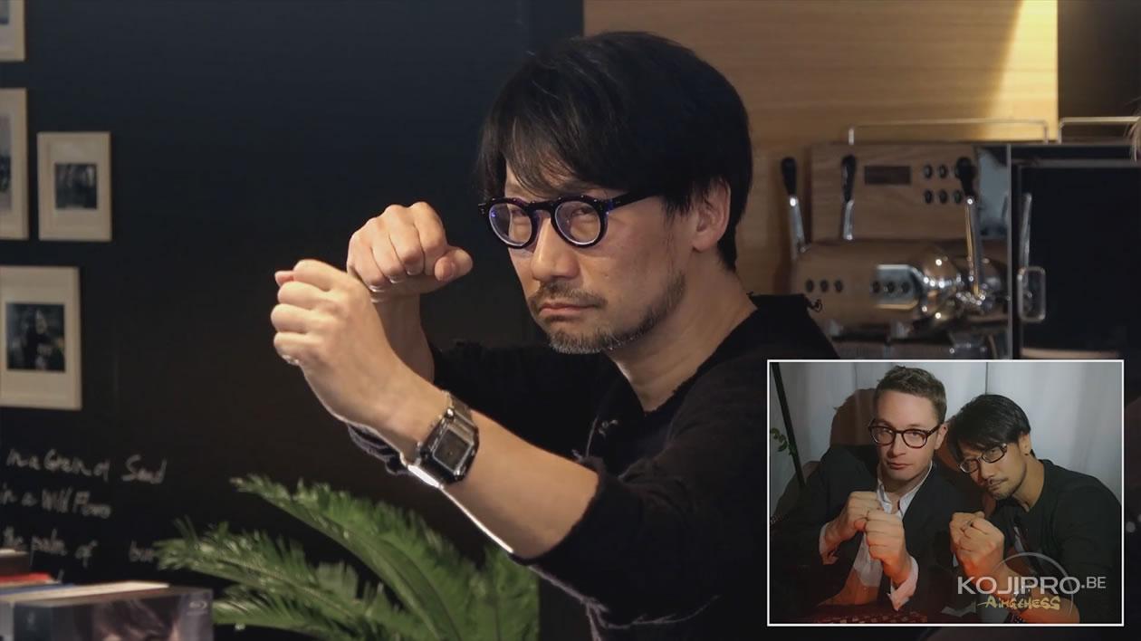 Hideo Kojima (et Nicolas Winding Refn) – HideoTube #6