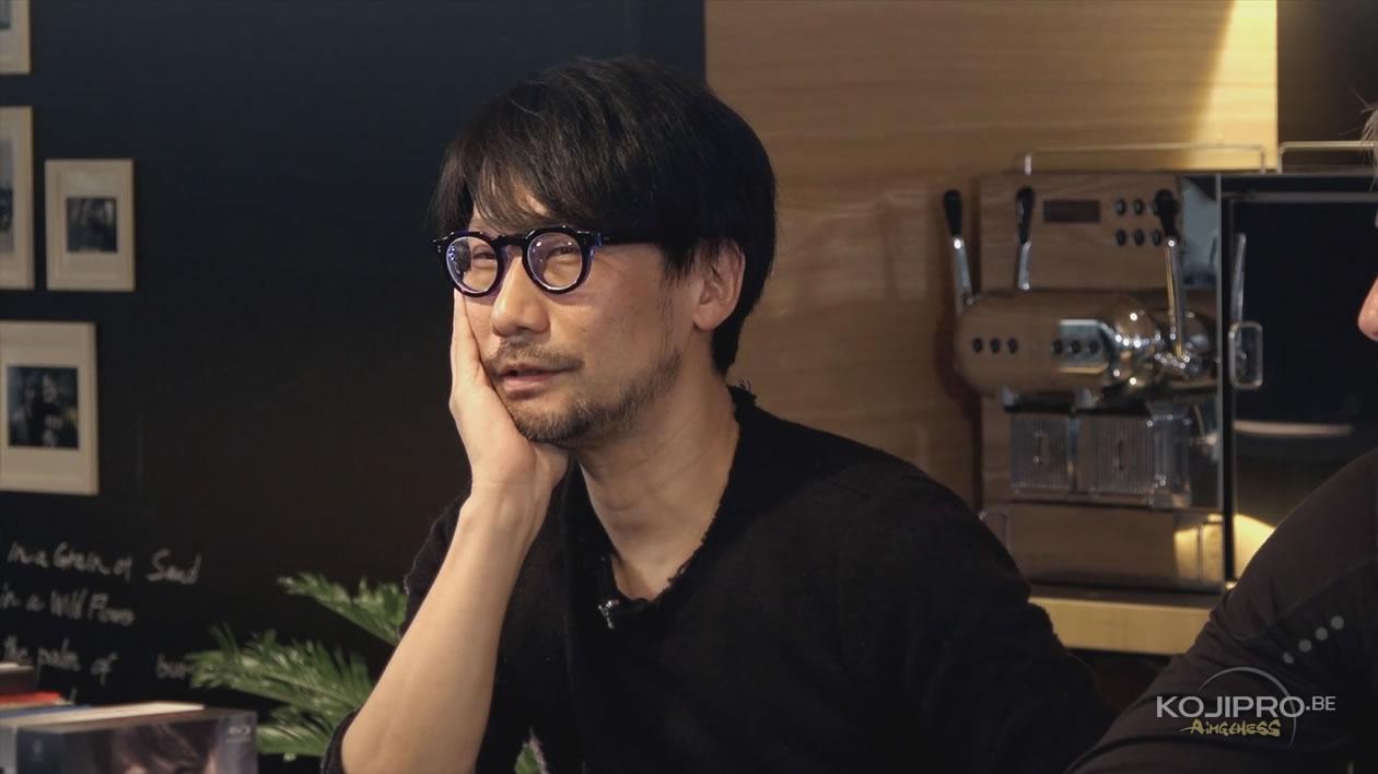 Hideo Kojima – HideoTube #6