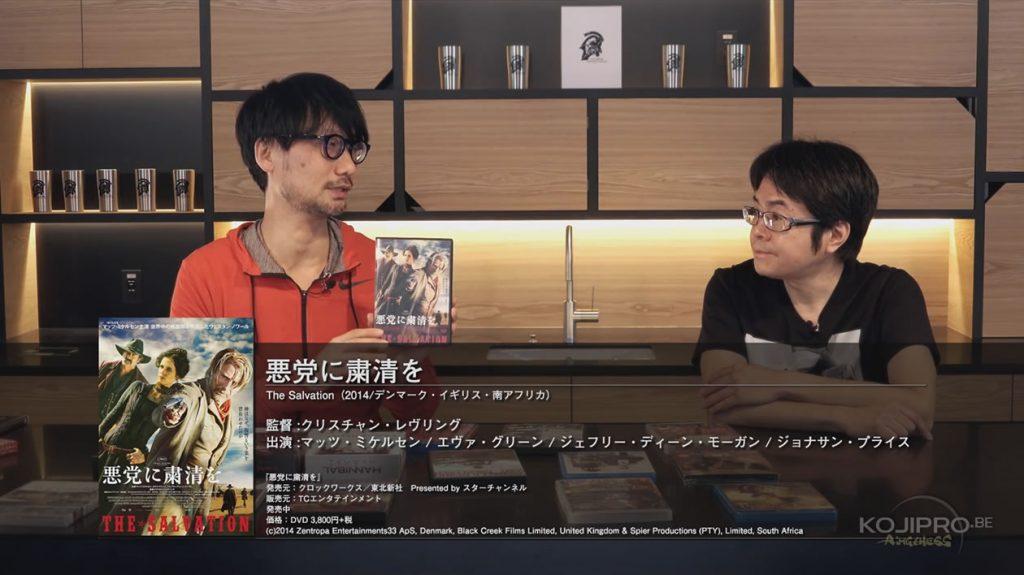 Hideo Kojima et Kenji Yano - HideoTube #6 | « The Salavation » (2014)