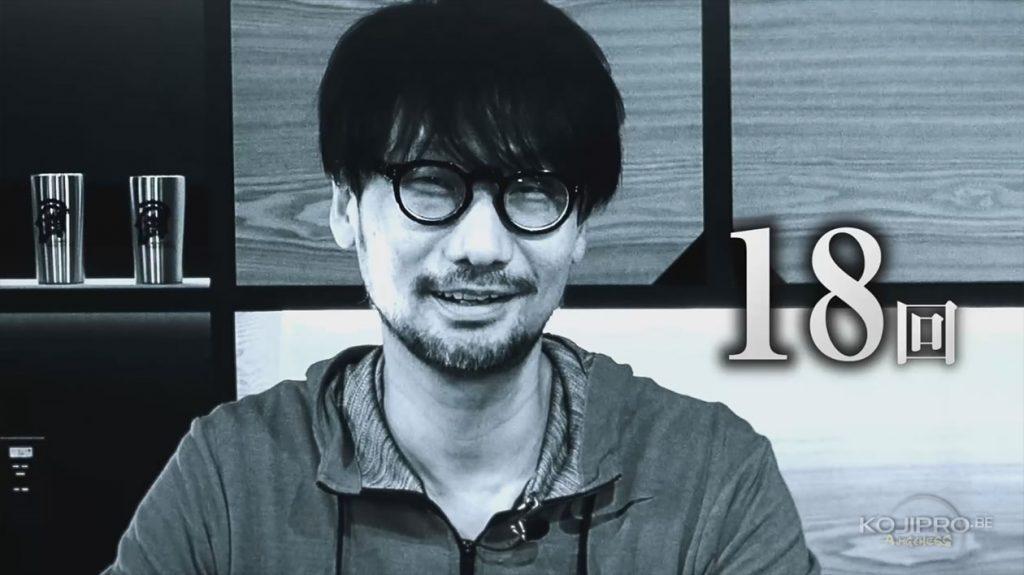 Hideo Kojima - HideoTube #6 | À ce jour, Hideo Kojima a déjà vu dix-huit fois Mad Max: Fury Road !