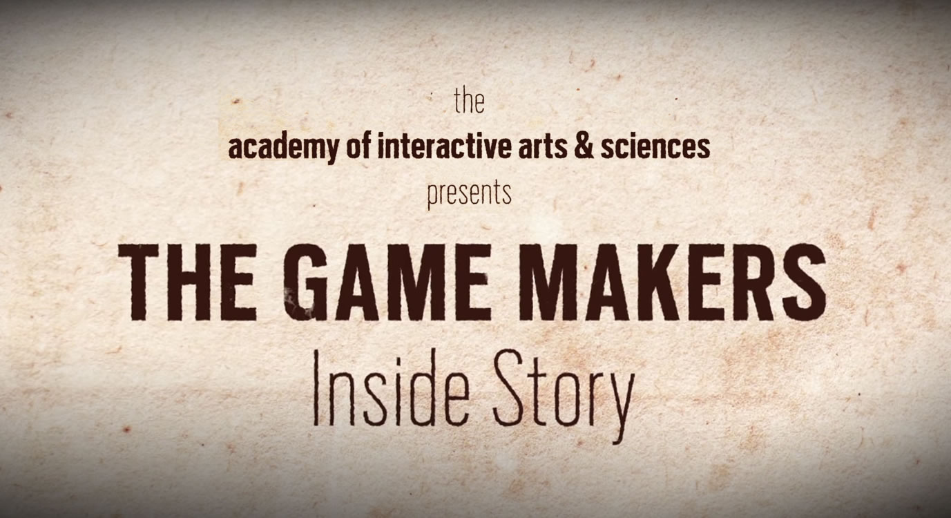 The Game Makers: Inside Story