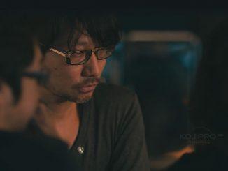 Kenji Yano et Hideo Kojima (2017)
