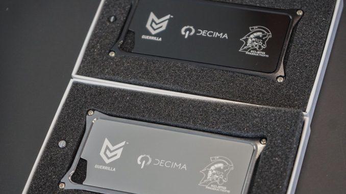 Coque iPhone Guerrilla Games / Decima / Kojima Productions