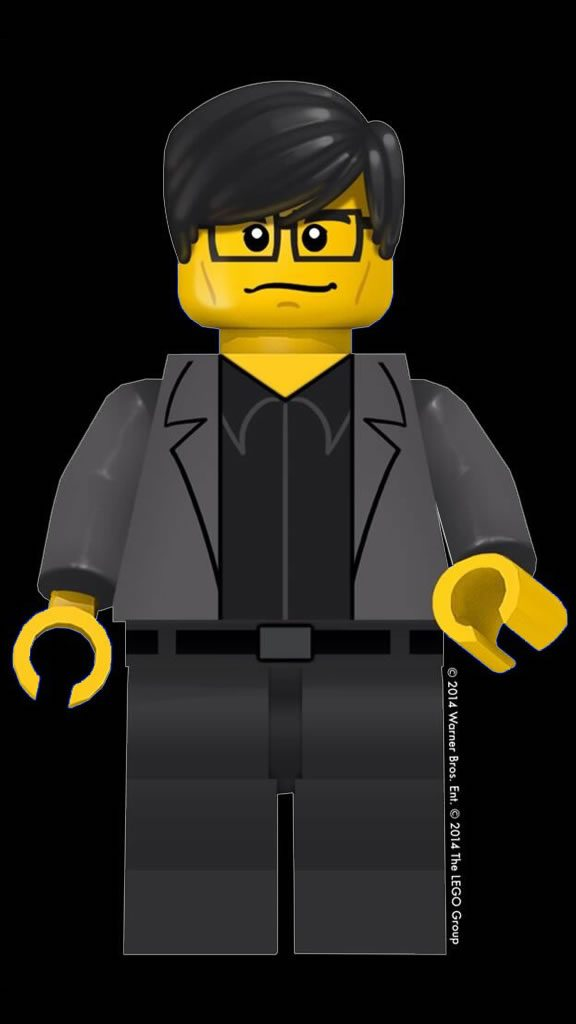 Hideo Kojima immortalisé en personnage Lego le 26 février 2014