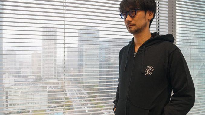 Un hoodie officiel Kojima Productions