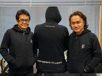 Kenji Yano et Yoji Shinkawa, le 11 avril 2017