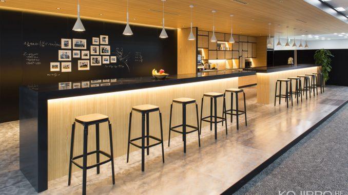 Espace cuisine de Kojima Productions