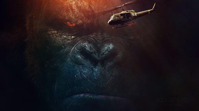 Kong : Skull Island de Jordan Vogt-Roberts (2017)