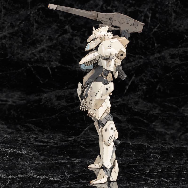 Une nouvelle figurine Frame Arms Kotobukiya réalisée avec la collaboration de Yoji Shinkawa