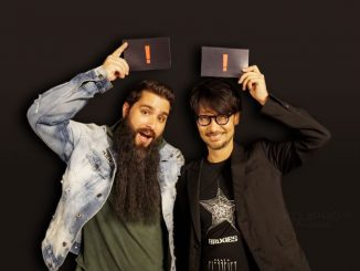 Jordan Vogt-Roberts et Hideo Kojima, le 14 juin 2017