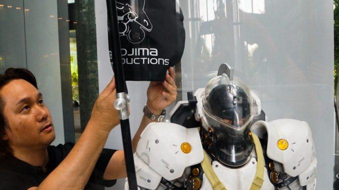 « Changeons sa lance avec la nouvelle. » – Hideo Kojima, le 12 juillet 2017.