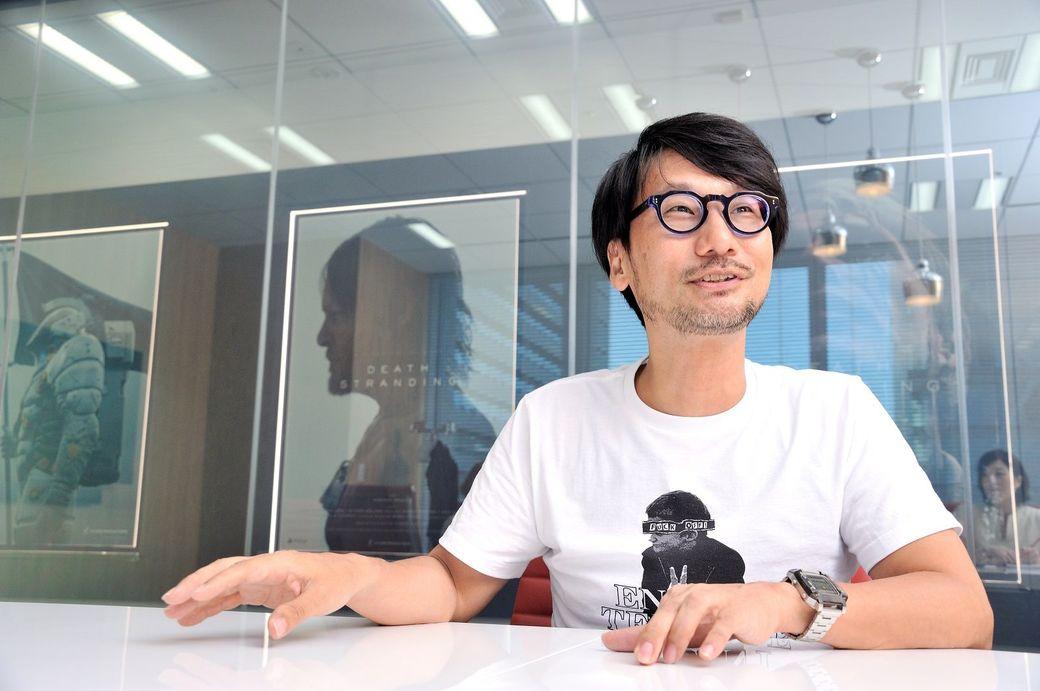 Hideo Kojima manifeste de la reconnaissance pour Konami