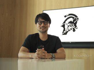 « Olá, fãs brasileiros ! » Hideo Kojima, août 2017