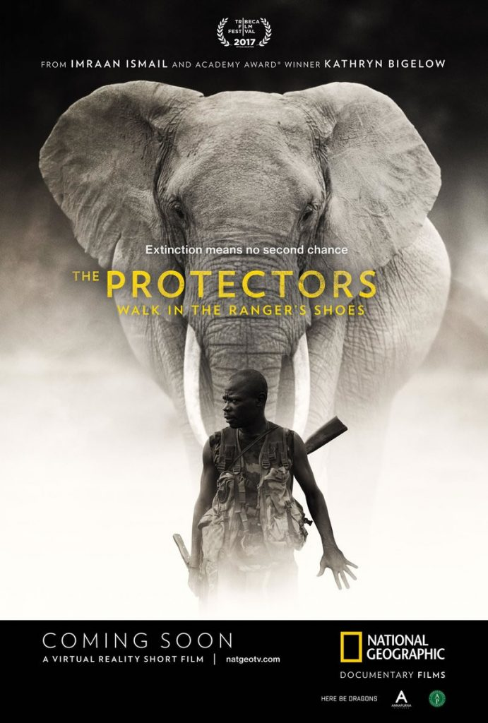 Affiche de The Protectors : Walk in the Ranger's Shoes, réalisé par Kathryn Bigelow (2017)