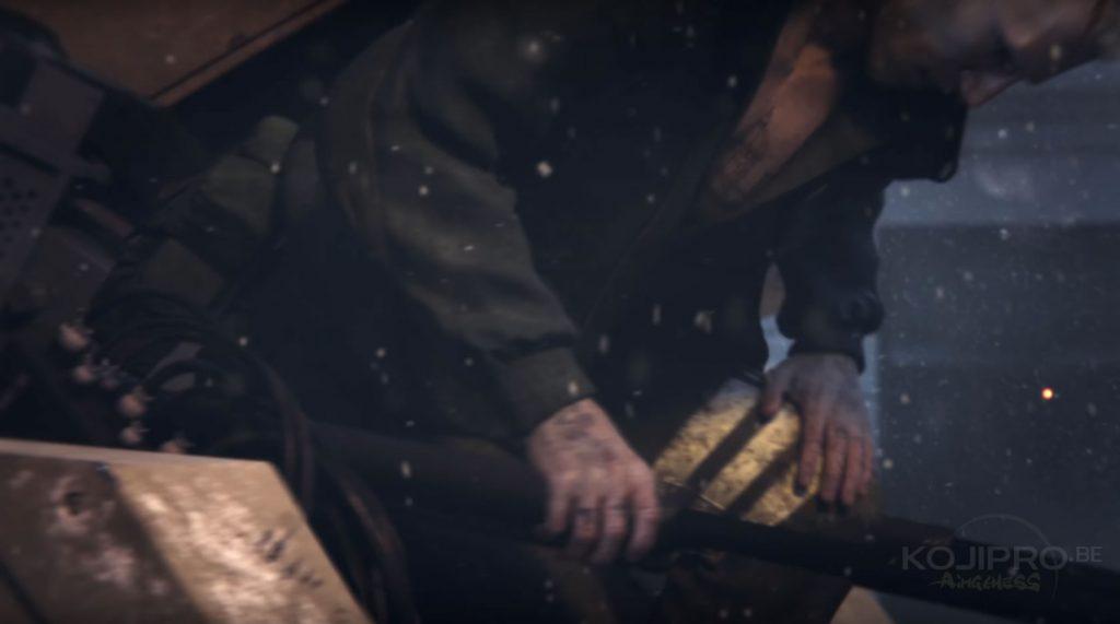 Yoji Shinkawa est le character designer de Left Alive le nouveau jeu de Square Enix