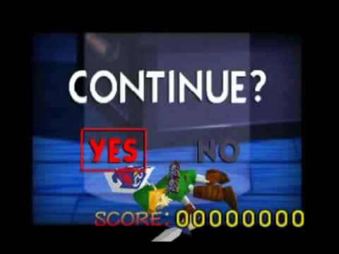 Dans Smash Bros, l'avatar qu'on contrôle est littéralement un pantin. Sur l'écran Game Over, il retourne à son état inanimé, jusqu'à ce que le marionnettiste choisisse de continuer.