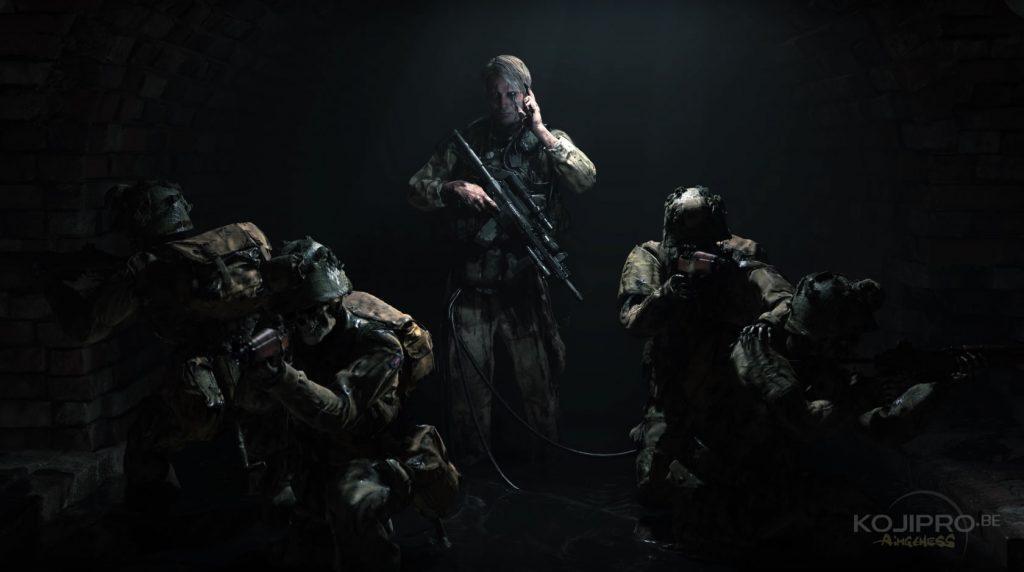 Mads Mikkelsen et son escouade de soldats squelettes dans le deuxième trailer de Death Stranding (1er décembre 2016).