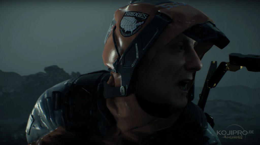 Trailer de Death Stranding – The Game Awards 2017 (07/12/2017)