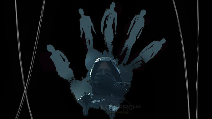 Norman Reedus dans Death Stranding