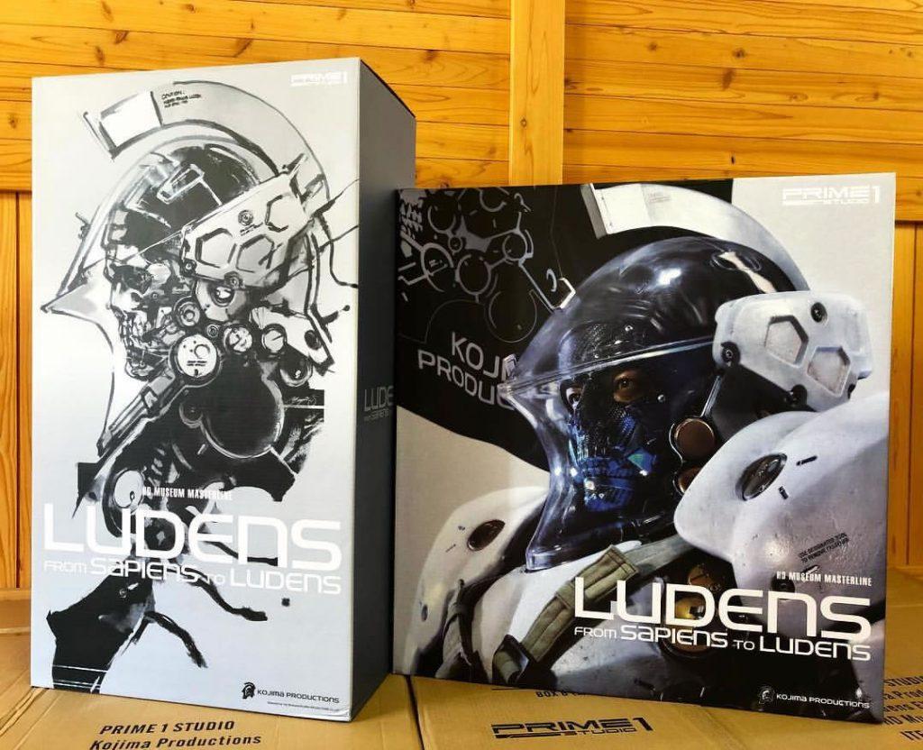 Boîtes de la statuette Ludens par Prime 1 Studio