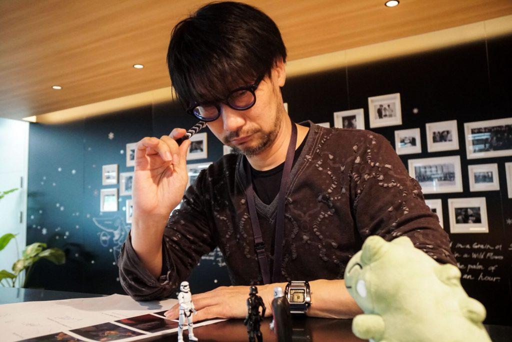 Hideo Kojima, le 8 février 2018