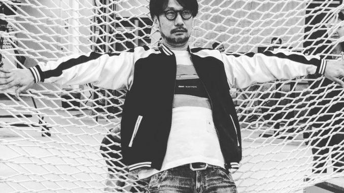 Hideo Kojima - Performance capture de Death Stranding, le 11 avril 2018
