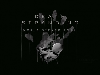 Hideo Kojima à Paris le 30 octobre pour le Death Stranding World Strand Tour 2019